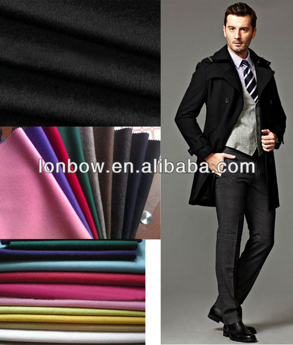 wholesale high quality woolen fabric/woven fabric textile