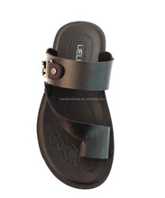 2017 cheap comfortable pu injection 2018 summer arabic sandals men