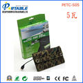 5w Thin Film Solar Panel Flexible for camping and outdoor activites