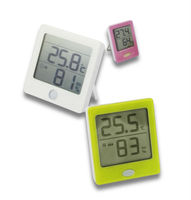 digital household hygrometer with thermometer