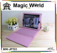 for ipad 4 leather case keyboard