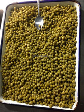 2015 hot selling fresh canned green peas preservation instant food vegetarian