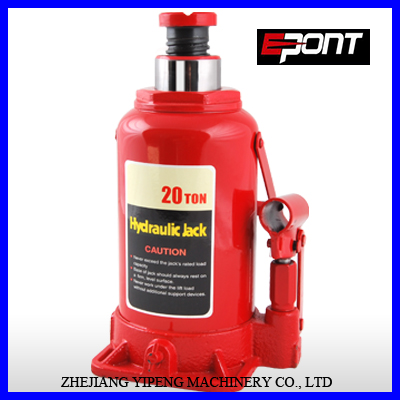 Factory Price 2015 New Listing 20T Hydraulic Bottle Jack