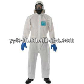 Non-woven disposable protective clothing / lead prote