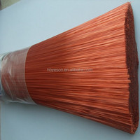PAINT BRUSH FILAMENT PET PBT HOLLOW TAPERED FILAMENT/ BRISTLE