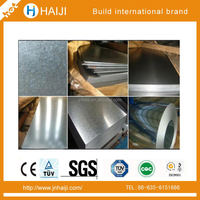 zinc hot dipped galvanized metal roofing coils made in China