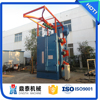 Q376 Single hook type shot blasting cleaning machine/efficient shot blasting cleaning machine/No form of pit