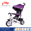 very popular China 4 in 1 Baby Tricycle /Good Quality 360 degree rotated Baby Tricycle / 4 in 1 Baby Tricycle