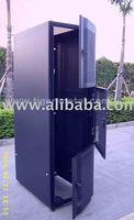 3 Compartment Co-Location Server Rack,rack china,combination lock rack