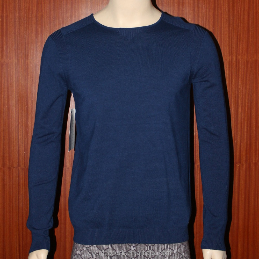Men's fashionable sweater