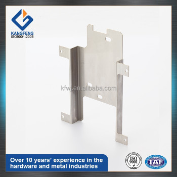 sheet metal stamping parts for electric equipment
