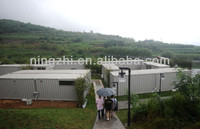 good design Prefab container house for hotel