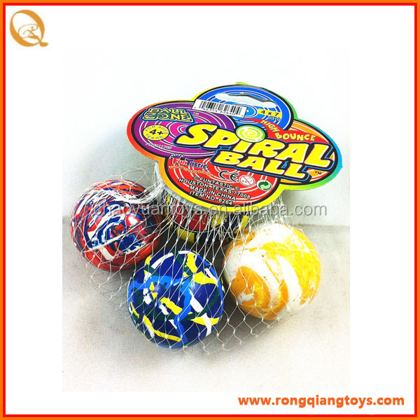Hot selling 45mm vending machine small bouncy balls china cheap bouncy balls SP341826