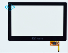 lcd panel with touch screen projected capacitive type