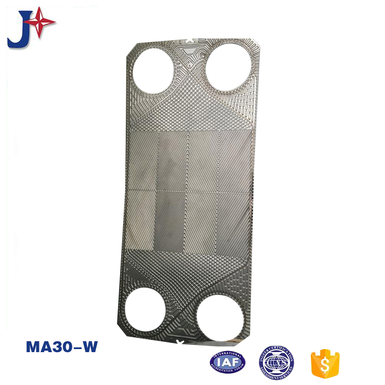 Custom Design Heating Or Cooling Heat Exchanger MA30W Plate Price
