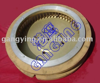 Disc Wheel for PSF production line