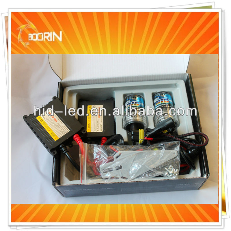 High quality and Top selling AC DC 12V 24V 35W supernova hid kit