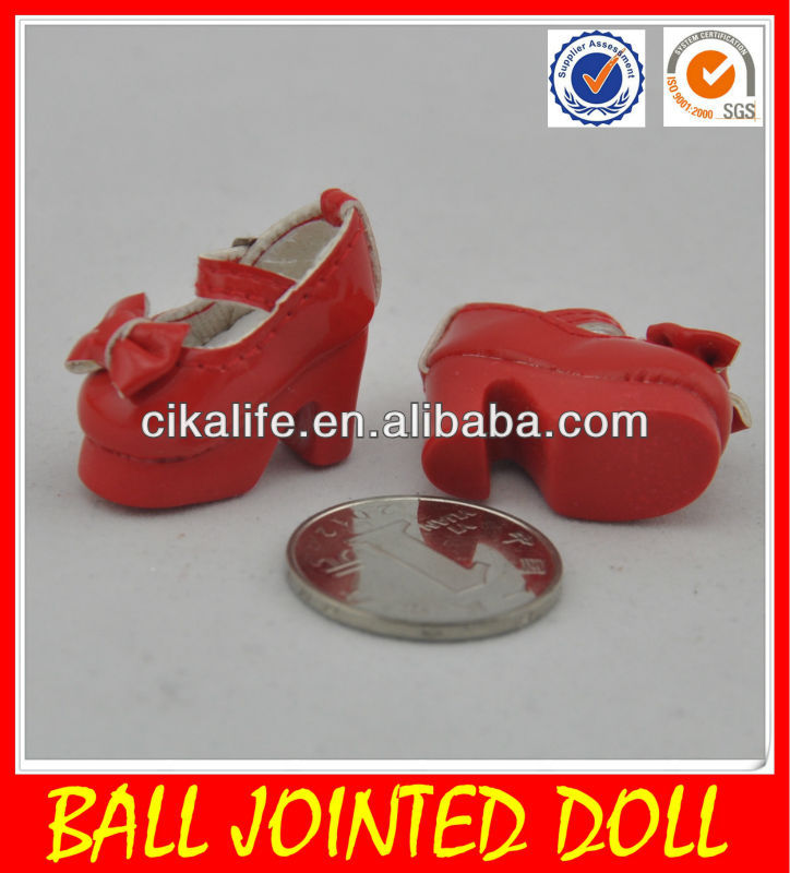 1/4 collection ECO-Friendly bjd doll shoes factory