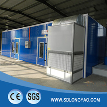 furniture spray booth factory,water curtain furniture paint