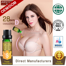 wholesale body big breast tightening enlargement massage oil for women increasing breast