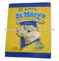 Plastic Banana Chips Bag