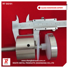 M10 standoff adjust glass stainless steel standoff exported to Australia