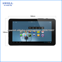 Lowest Price ever cheap tablet pc 2 Gphone calling mtk8312 tablet 7 inch dual sim cards tablet, GPS Resolution:1024*600 TP79N
