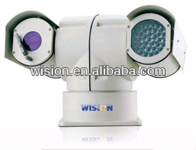 HD Intergrated Intelligent IR Speed PTZ IP High Focus rs-485 cctv face detection security camera rohs