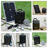 Portable solar generator for small home power supply under Trade Assurance
