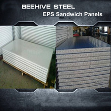 100mm thickness EPS Sandwich Panels