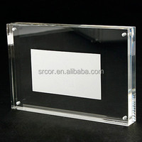 OEM acrylic acrylic photo frame