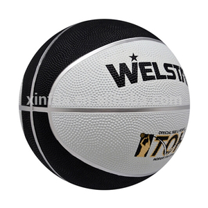 promotional rubber size 7 6 5 4 3 2 1 basketball