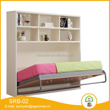 good quality kids bedroom furniture: bed, bookcase