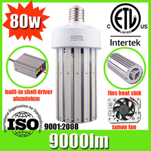 Bbier high power Equivalent 250W HPS new style LED maize lamps 240 volt 80w