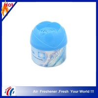 rose fragrance 70g air freshener car