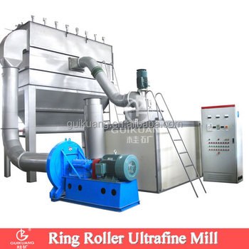 1500 mesh ultrafine roller mill