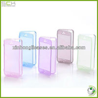 "for iphone 5"" cell phone tpu case made in China"