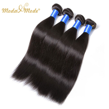 100% malaysian straight virgin human hair extension, brazilian hair weave