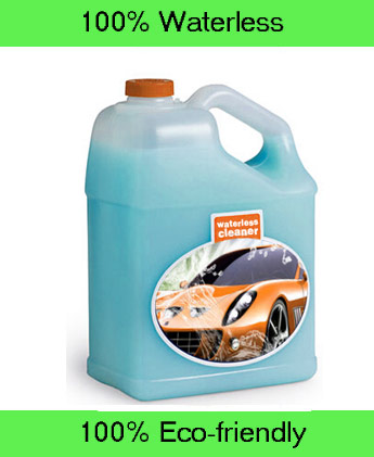 Waterless Car Wash Concentrate With Competitive Price