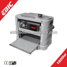 EBIC Thickness Planer1800w wood planing machine prices