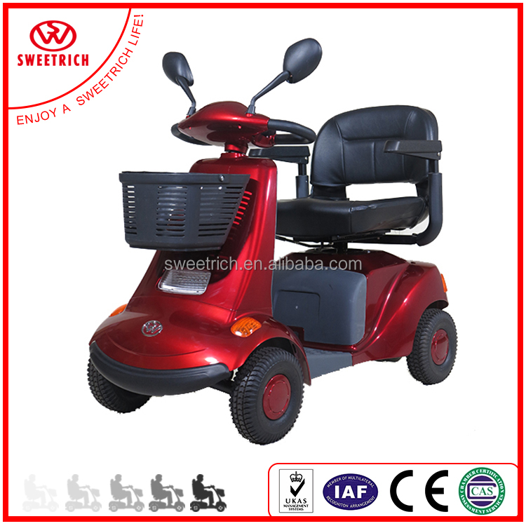 Deliver Freedom New Style 125Cc Scooter For Elderly
