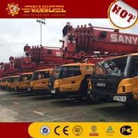 SANY 50 Ton Mobile Truck Crane STC500