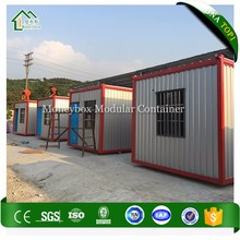 Modular shipping 20ft site container camp house office building for temporary