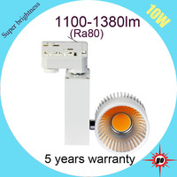 Industrial/commercial/clothing shop/showcase display lighting CRI>82 10W LED Downlight with CE/RoHS/C-TICK/ERP certificates