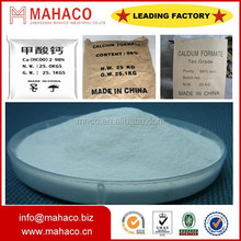food grade/industrial grade/tech grade Calcium Formate