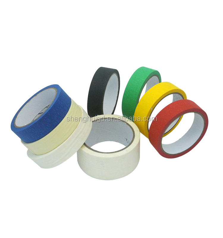 24mmx15m Colorful Painting Paper Masking Tape