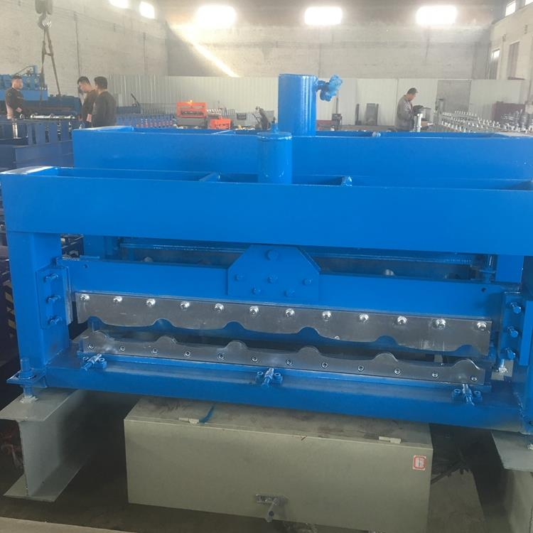 Full automatic metal sheet folding machine for wholesales