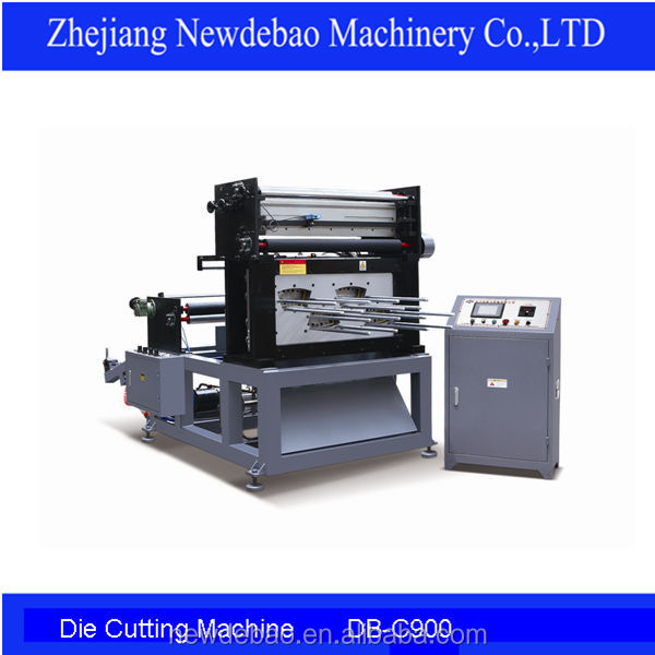 the new style paper bowl die cutting machine