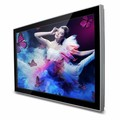 full HD 43'' 55'' 65'' Wall mounted USB/wifi/network lcd advertising video player