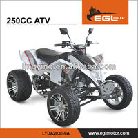 Mad Max Road Quads Bike 250cc ATV